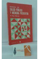 MANUAL DE SALUD PÚBLICA Y MEDICINA PREVENTIVA
