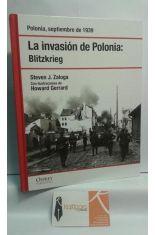 LA INVASIÓN DE POLONIA: BLITZKRIEG