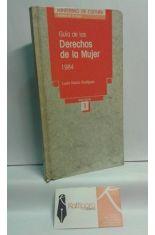 GUÍA DE LOS DERECHOS DE LA MUJER 1984