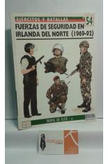 FUERZAS DE SEGURIDAD EN IRLANDA DEL NORTE (1969-92)